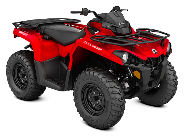 Can-Am Outlander 450 / 570 2019