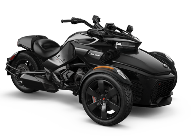 Can-Am Spyder F3 2019