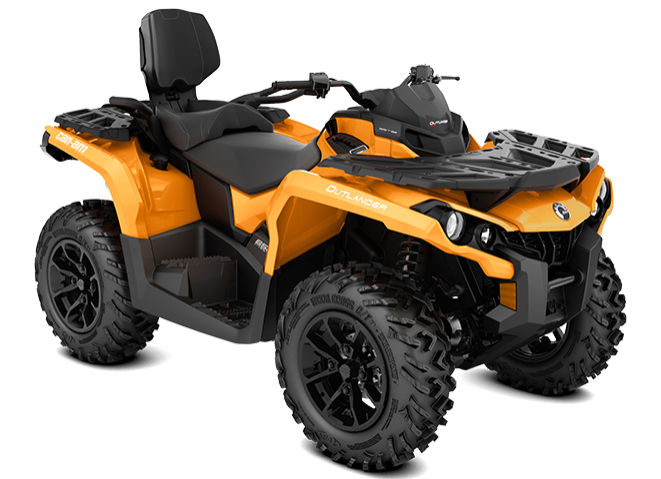 Can-Am Outlander MAX DPS 2019