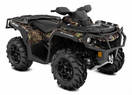 Can-Am Outlander Mossy Oak  Edition 2020