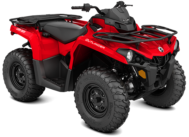 Can-Am Outlander 450 / 570 2020