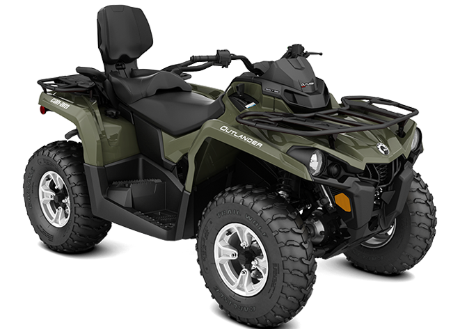 Can-Am Outlander MAX DPS 450 / 570 2020