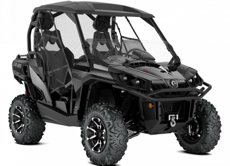Can-Am Commander Limited 2019