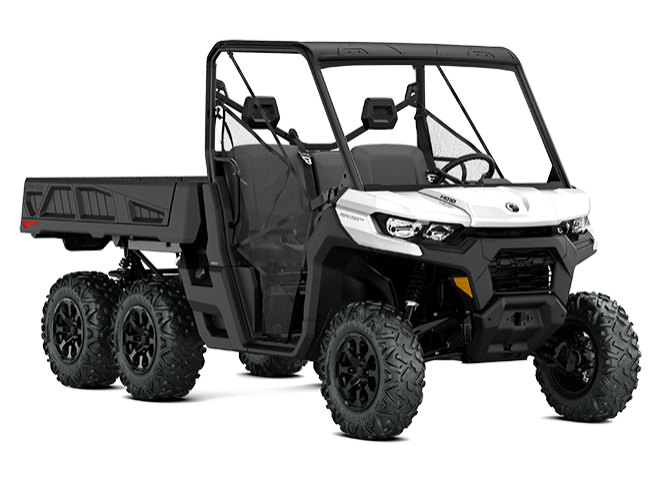Can-Am Defender 6×6 DPS 2020