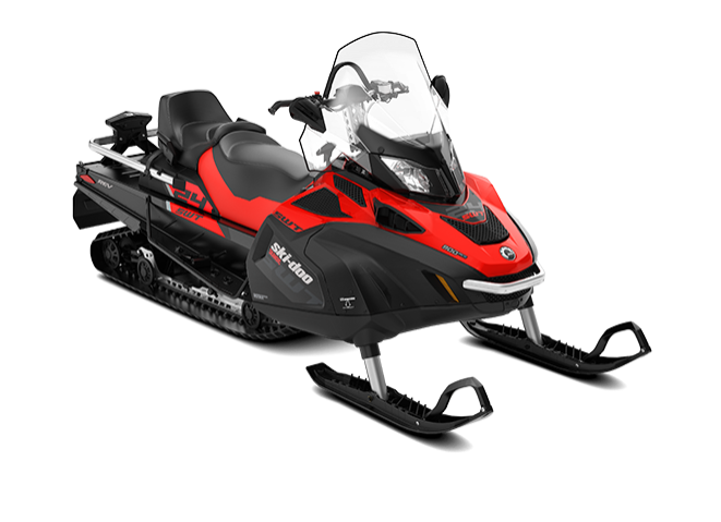 Ski-Doo Skandic SWT 2020