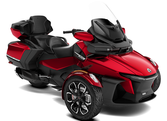 Can-Am Spyder RT Limited 2020