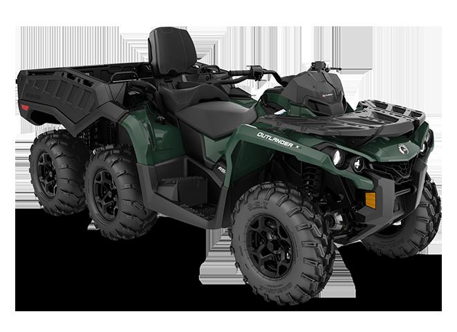 OUTLANDER MAX 6X6 DPS 650 2021