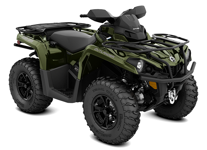 Can-Am OUTLANDER XT 570 2021